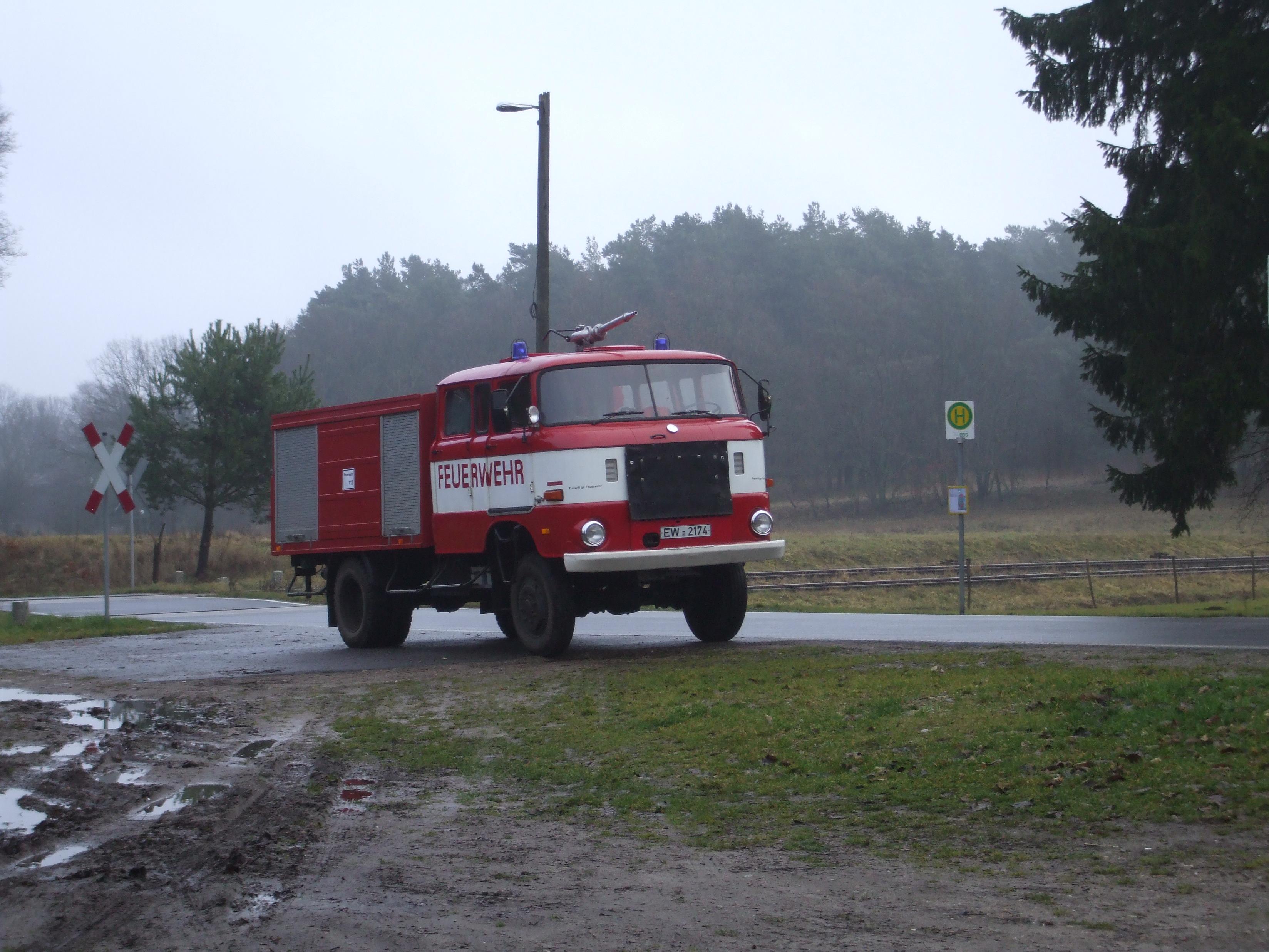 Feuerwehrauto Profilbild